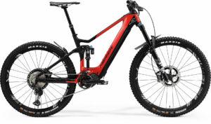 eONE-SIXTY 9000 punainen/musta