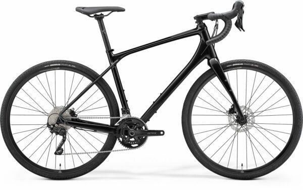 Silex 400 XS(47) hopea/musta
