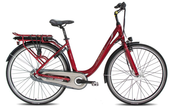 "CE3 3v 28"" - punainen"